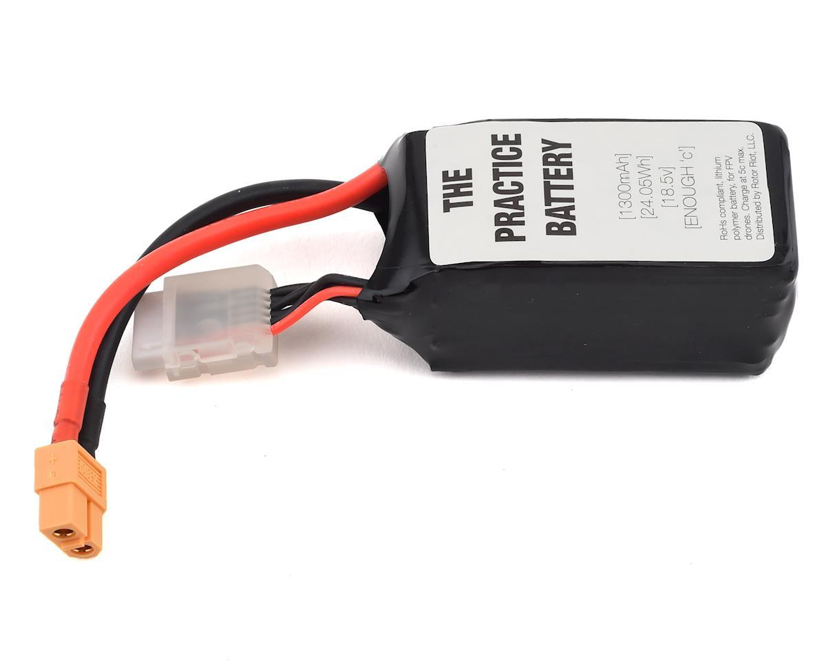 """Rotor Riot """"The Practice Battery"""" 5s LiPo Battery (18.5V/1300mAh)"""