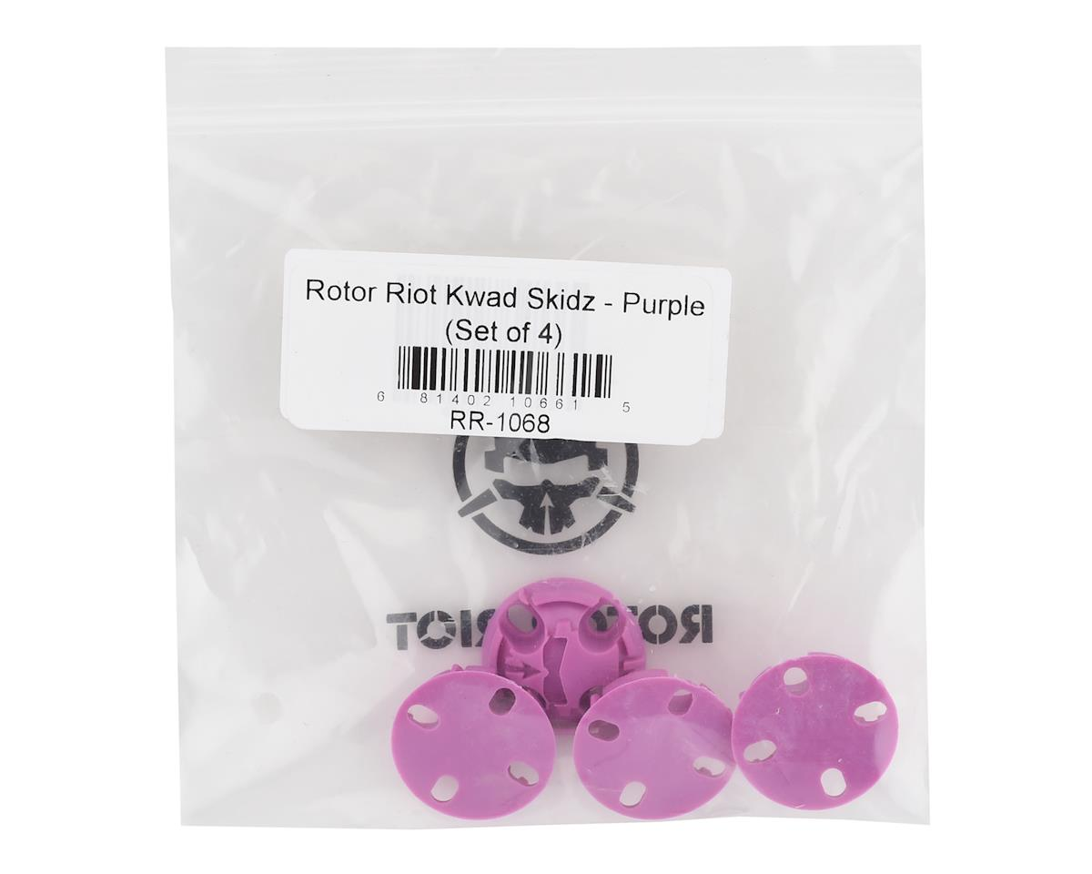 Rotor Riot Kwad Skidz (Purple) (4)