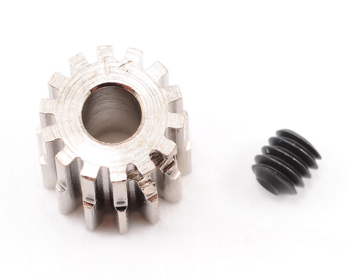 Robinson Racing Steel 48P Pinion Gear (3.17mm Bore) (14T)