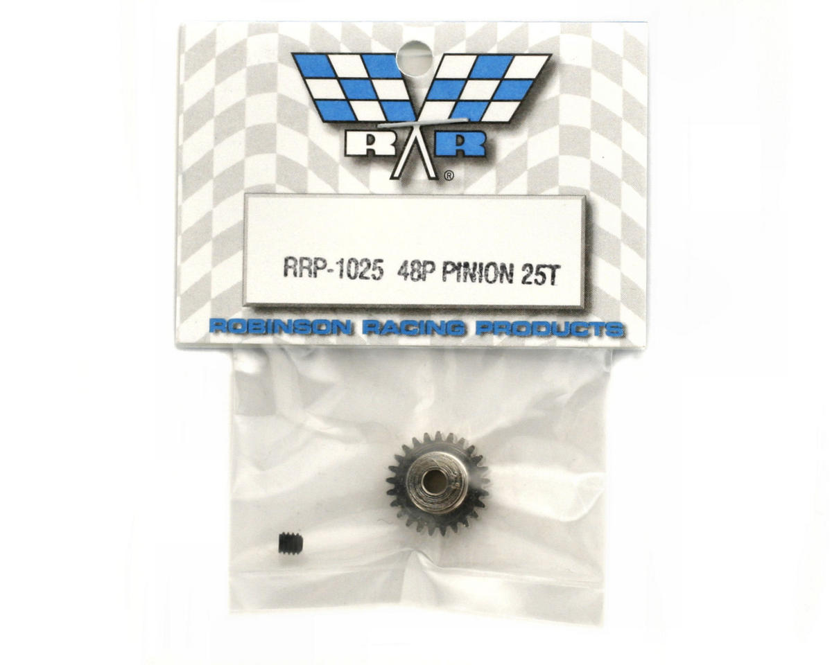 Robinson Racing 48P Pinion Gear (25T)