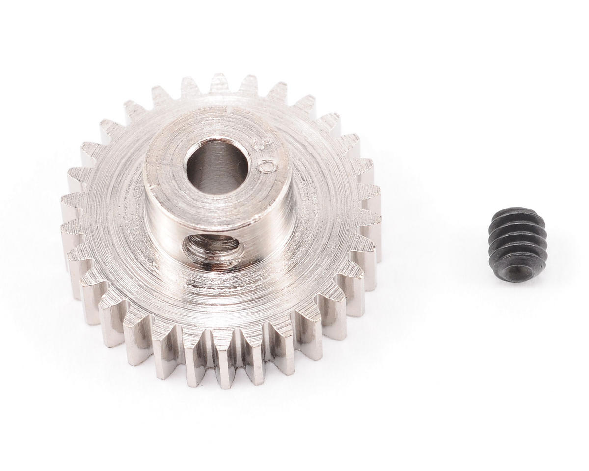 Robinson Racing Steel 48P Pinion Gear (3.17mm Bore) (30T)