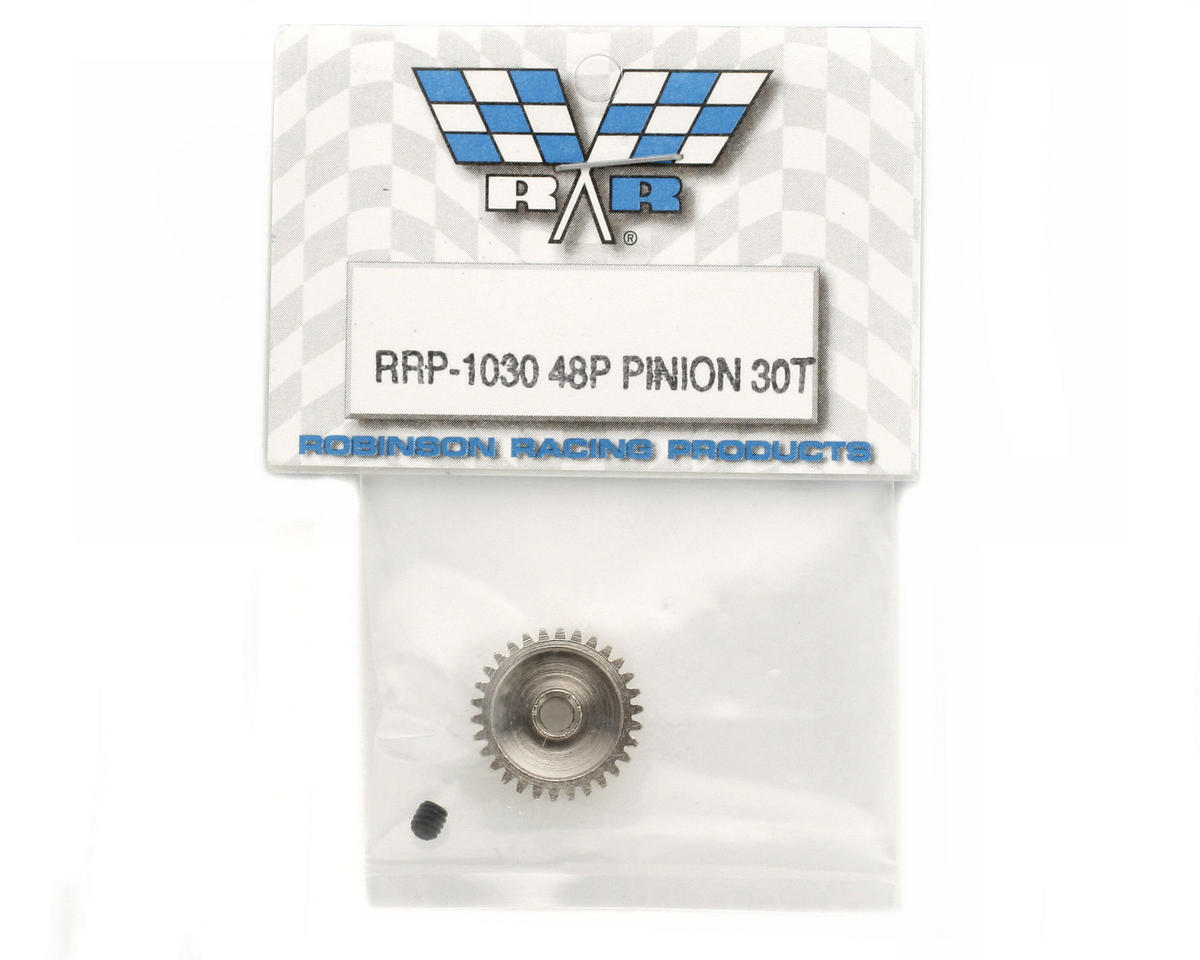 48P Pinion Gear (30T) by Robinson Racing