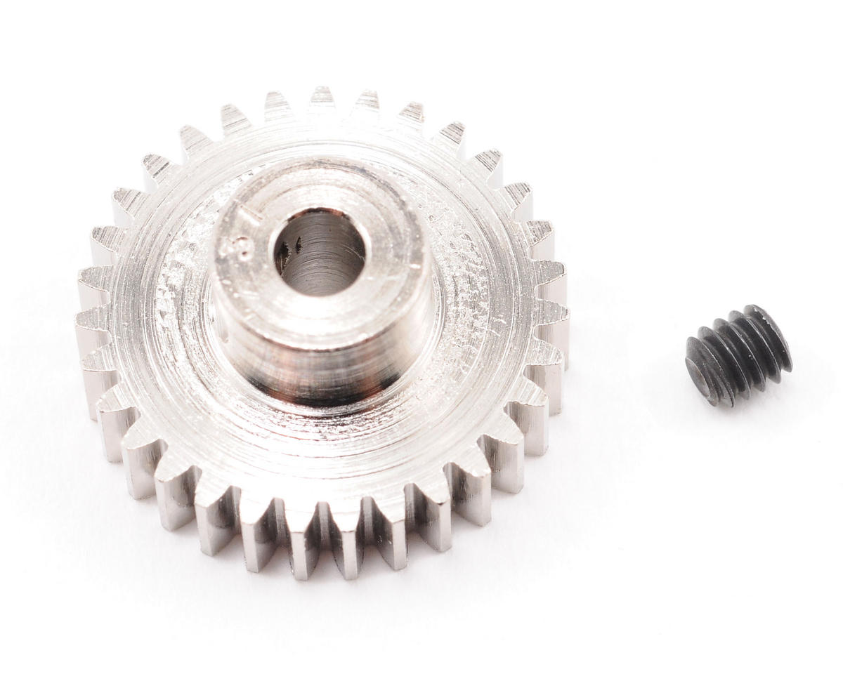 Steel 48P Pinion Gear (3.17mm Bore) (31T) by Robinson Racing