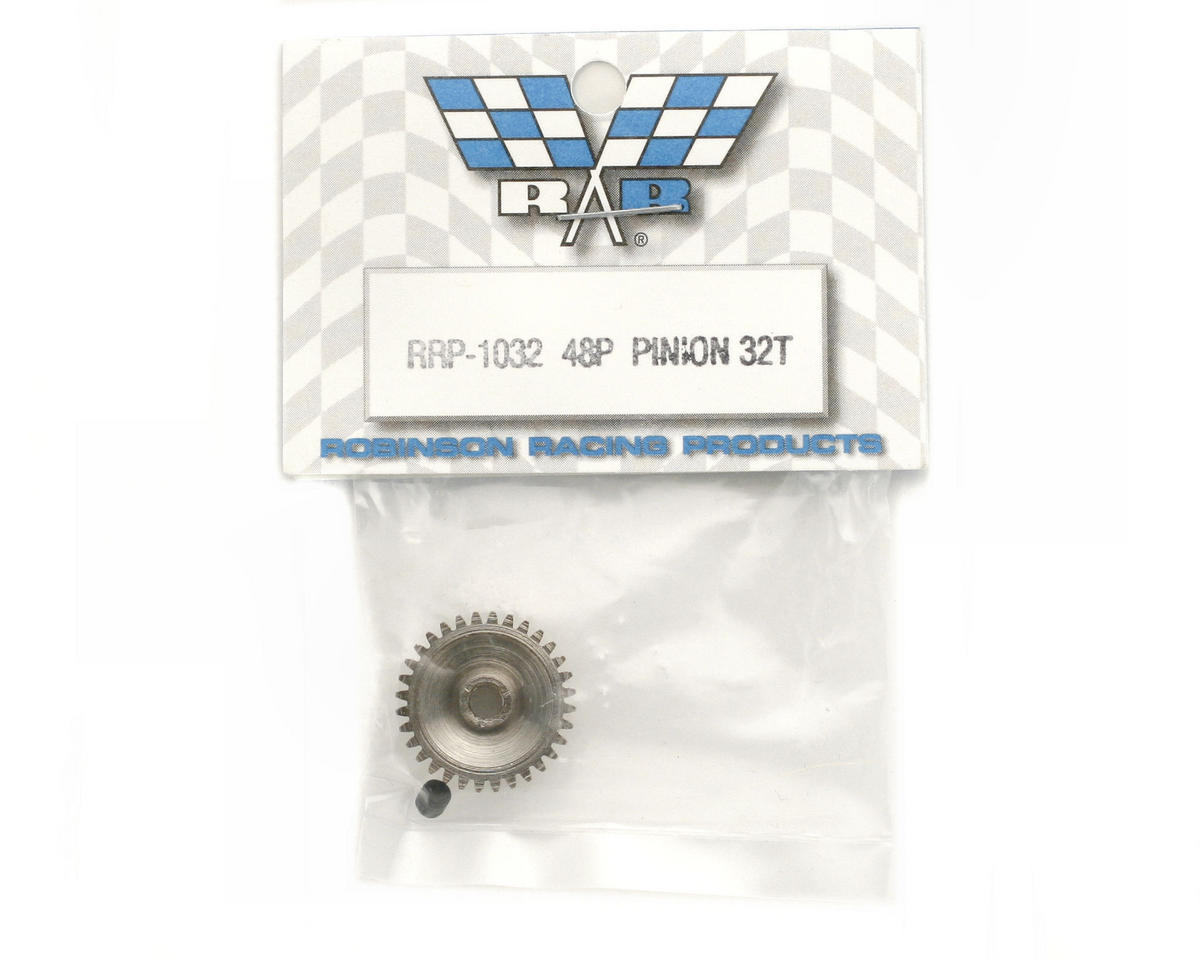 Robinson Racing 48P Pinion Gear (32T)