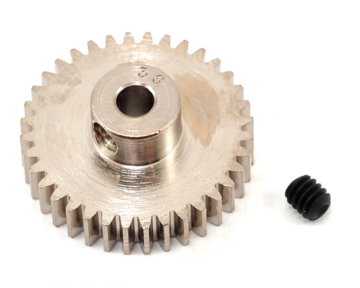 Robinson Racing Steel 48P Pinion Gear (3.17mm Bore) (36T)
