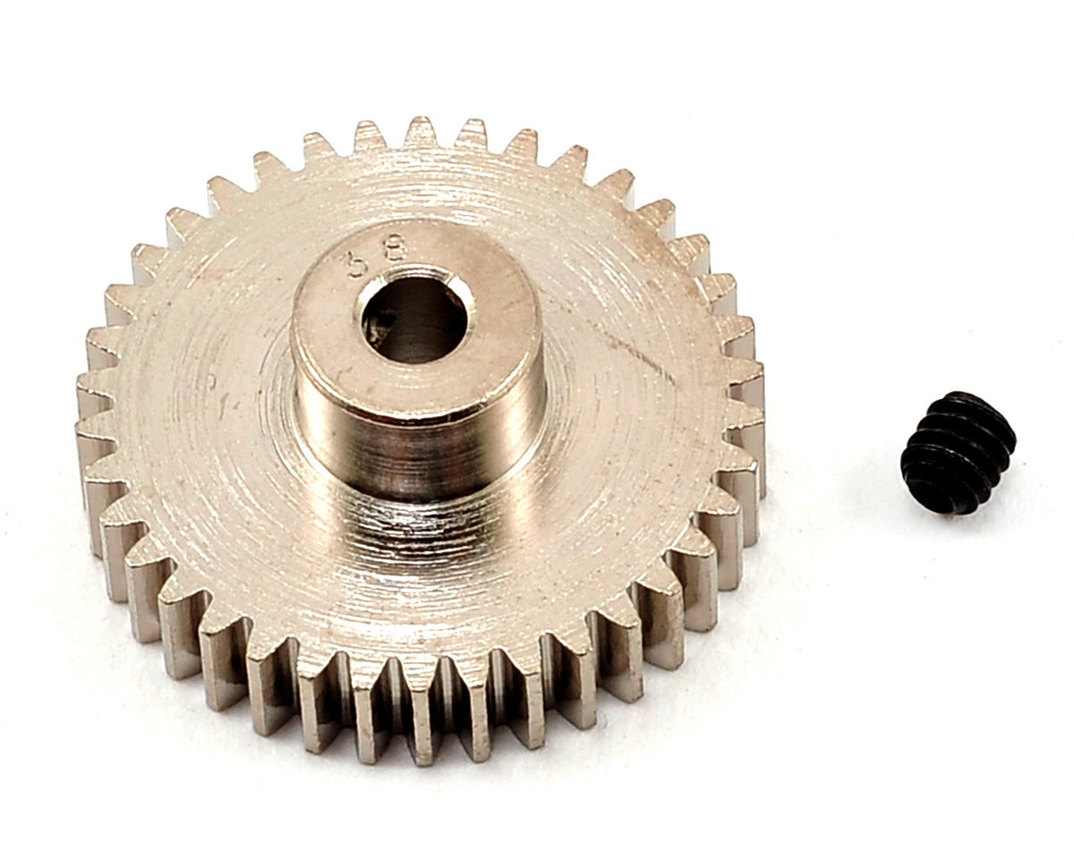 Robinson Racing Steel 48P Pinion Gear (3.17mm Bore) (38T)