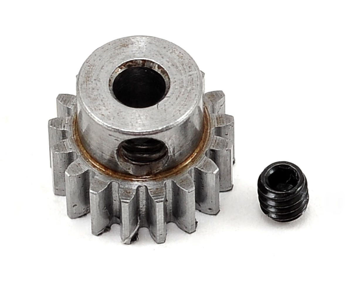 Mod 0.6 Metric Pinion Gear (17T) by Robinson Racing