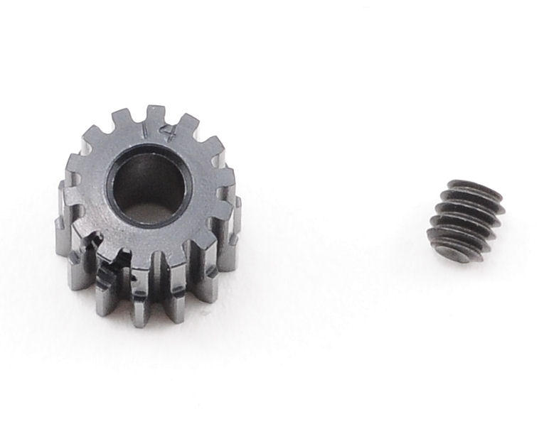"""Aluminum Pro"" 48P Pinion Gear (3.17mm Bore) (14T) by Robinson Racing"