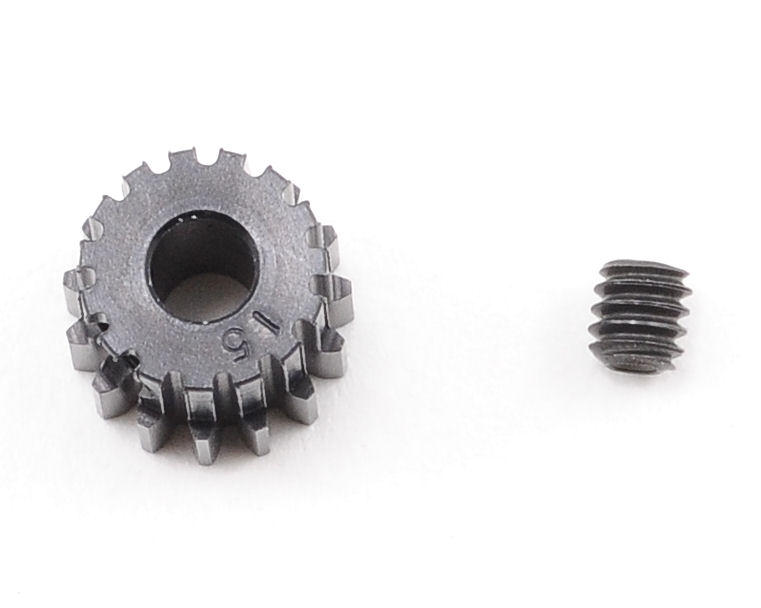 """Aluminum Pro"" 48P Pinion Gear (3.17mm Bore) (15T) by Robinson Racing"