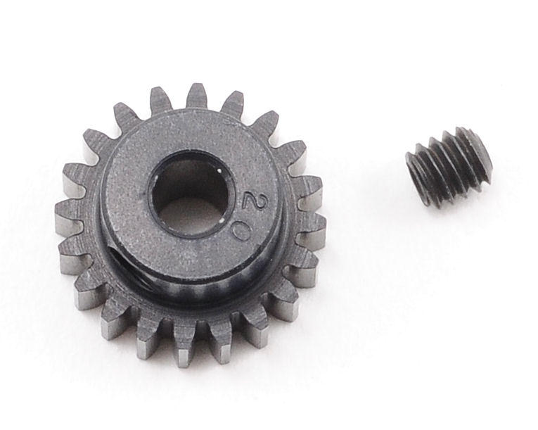 """Aluminum Pro"" 48P Pinion Gear (3.17mm Bore) (20T) by Robinson Racing"