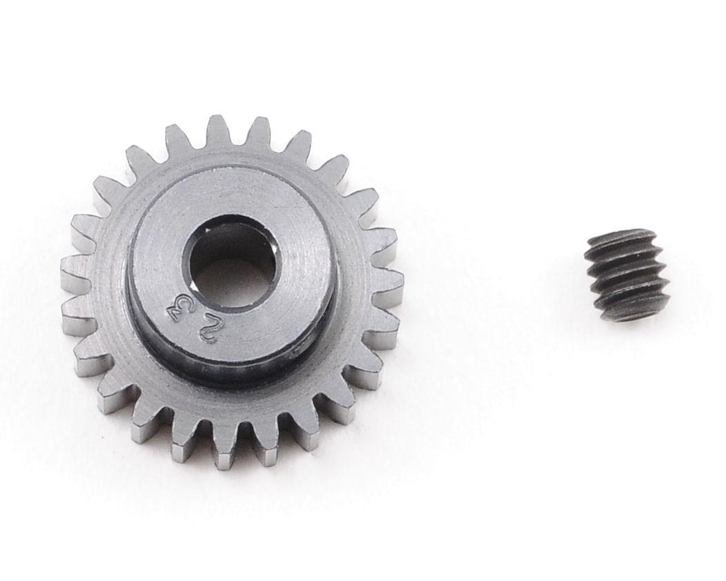 "Robinson Racing ""Aluminum Pro"" 48P Pinion Gear (3.17mm Bore) (23T)"