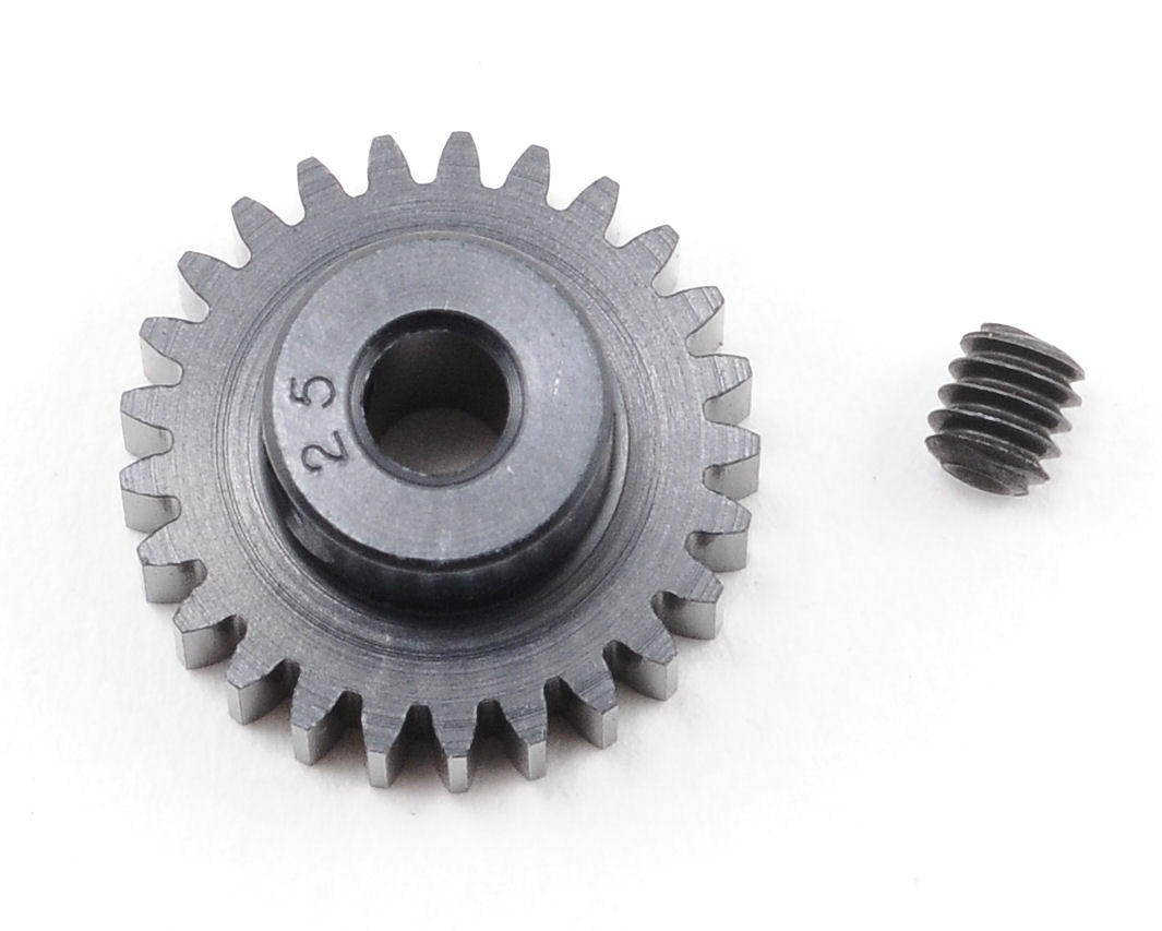 """Aluminum Pro"" 48P Pinion Gear (3.17mm Bore) (25T) by Robinson Racing"