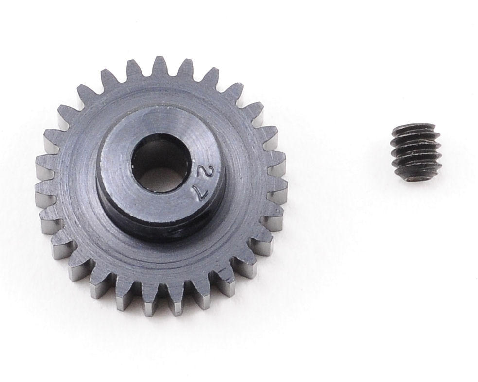 "Robinson Racing ""Aluminum Pro"" 48P Pinion Gear (3.17mm Bore) (27T)"