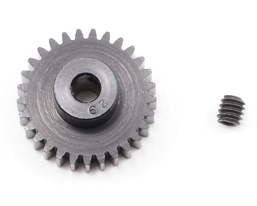 """Aluminum Pro"" 48P Pinion Gear (3.17mm Bore) (29T) by Robinson Racing"