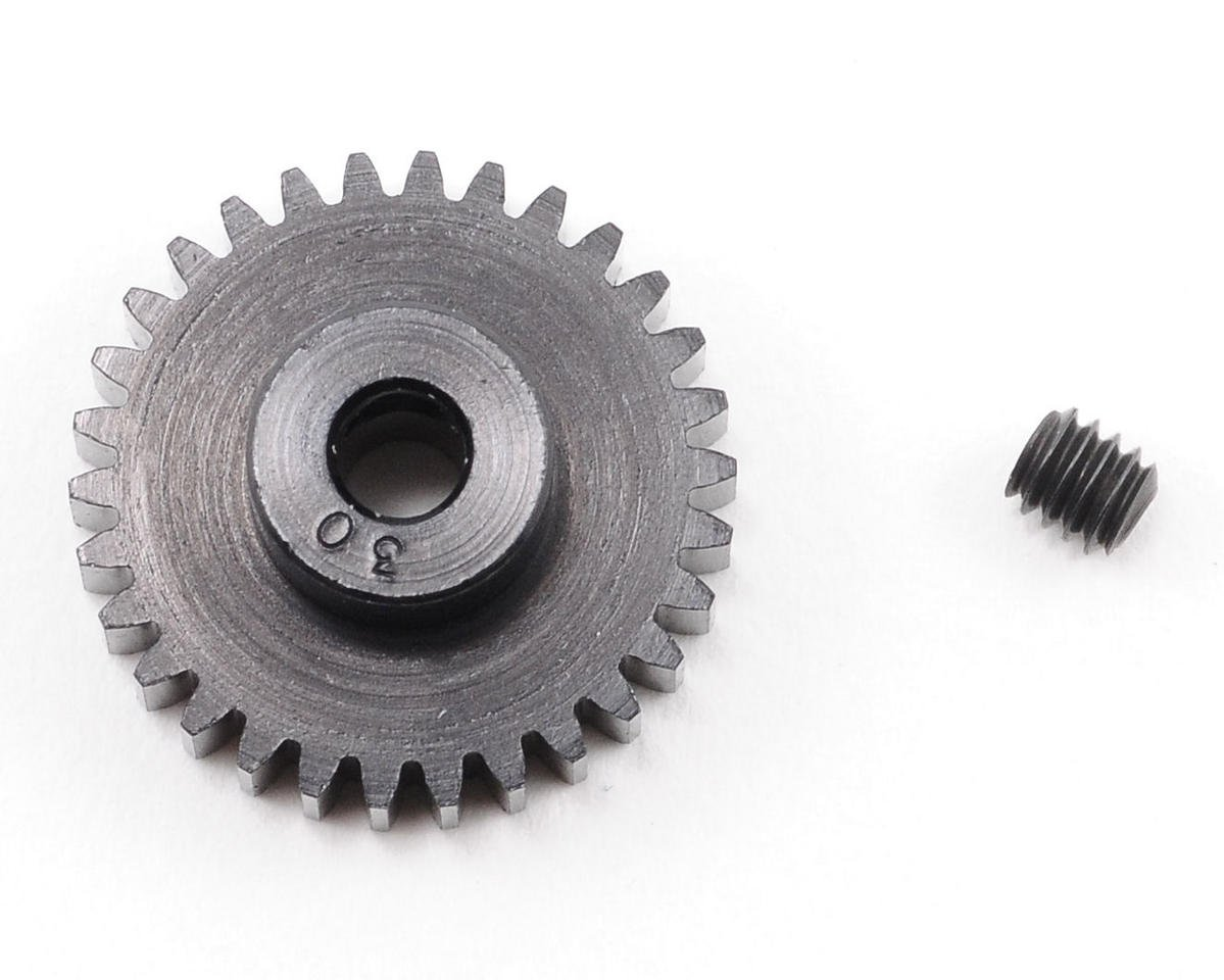 "Robinson Racing ""Aluminum Pro"" 48P Pinion Gear (3.17mm Bore) (30T)"