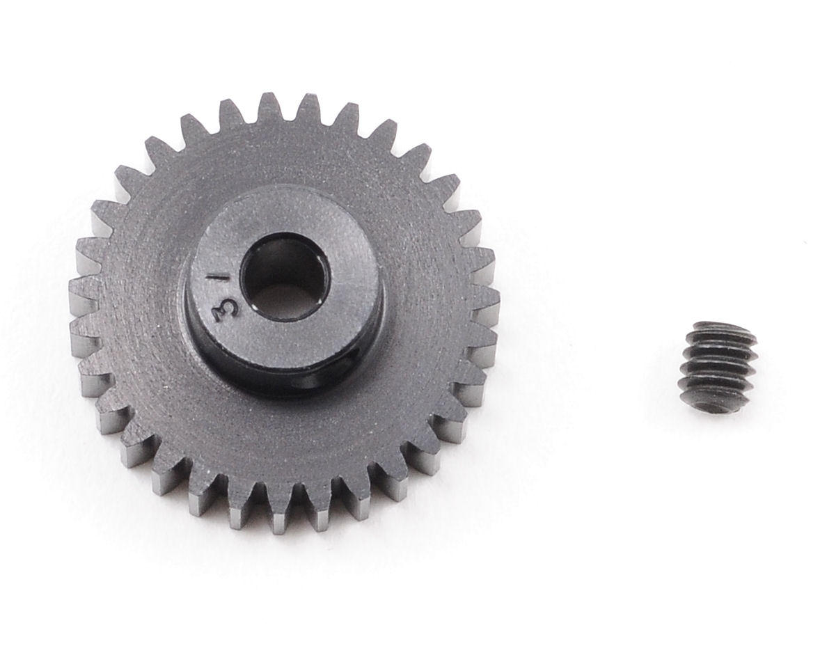 "Robinson Racing ""Aluminum Pro"" 48P Pinion Gear (3.17mm Bore) (31T)"