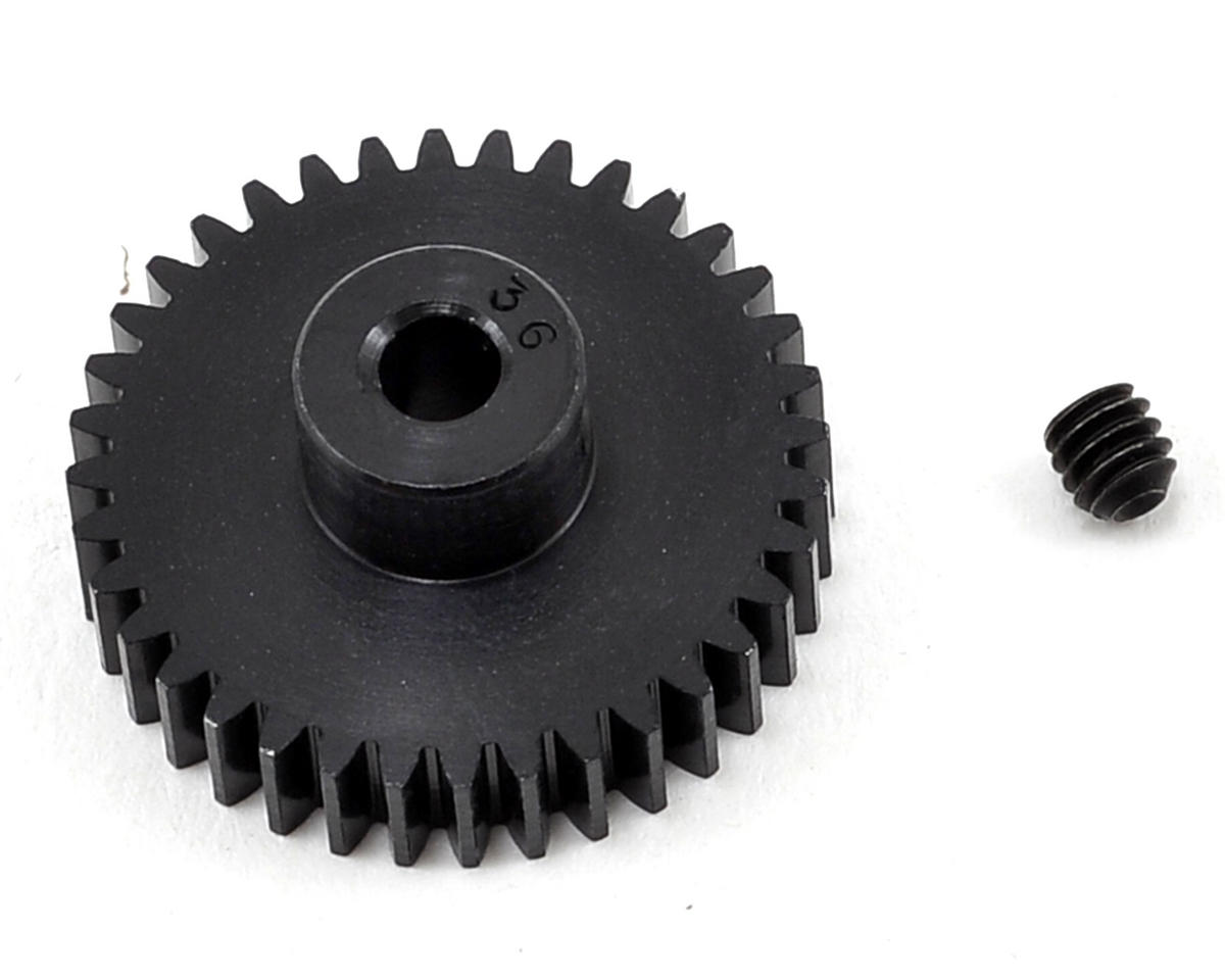 """Aluminum Pro"" 48P Pinion Gear (3.17mm Bore) (36T) by Robinson Racing"