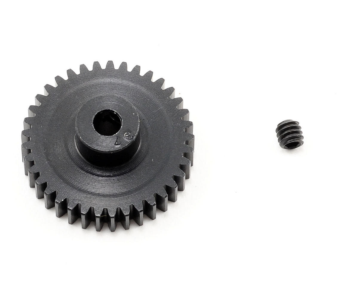 "Robinson Racing ""Aluminum Pro"" 48P Pinion Gear (3.17mm Bore) (37T)"