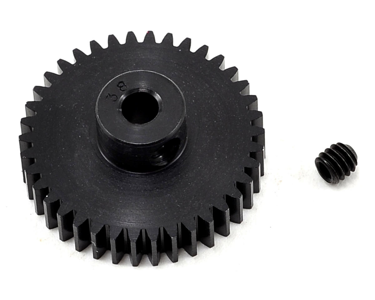 """Aluminum Pro"" 48P Pinion Gear (3.17mm Bore) (38T) by Robinson Racing"