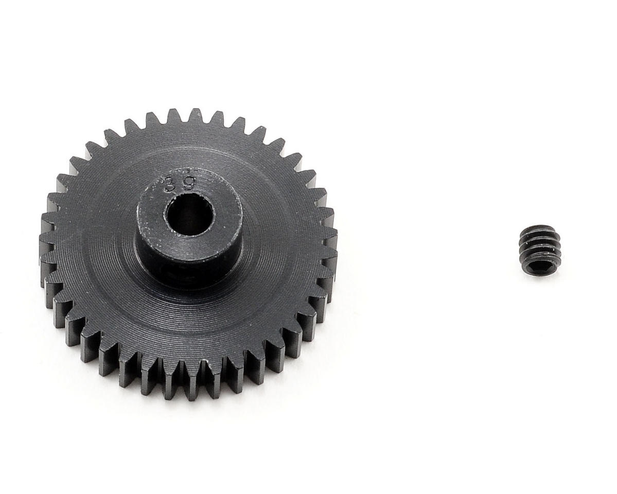 "Robinson Racing ""Aluminum Pro"" 48P Pinion Gear (3.17mm Bore) (39T)"