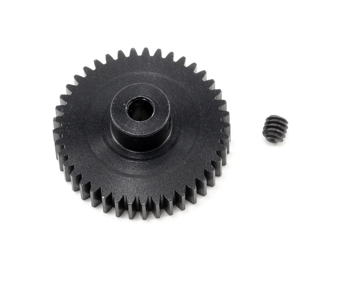 "Robinson Racing ""Aluminum Pro"" 48P Pinion Gear (3.17mm Bore) (41T)"