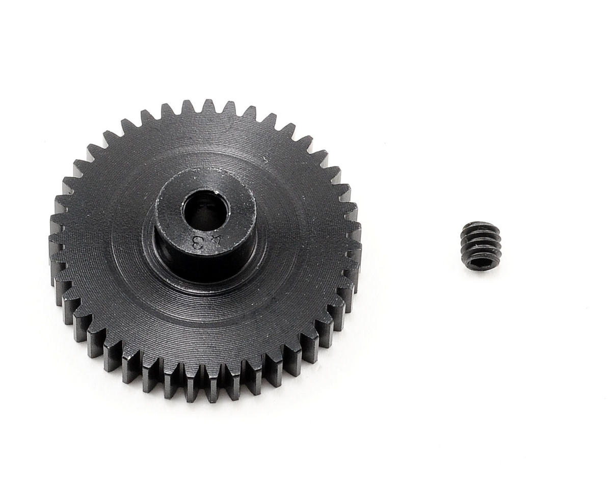 "Robinson Racing ""Aluminum Pro"" 48P Pinion Gear (3.17mm Bore) (43T)"