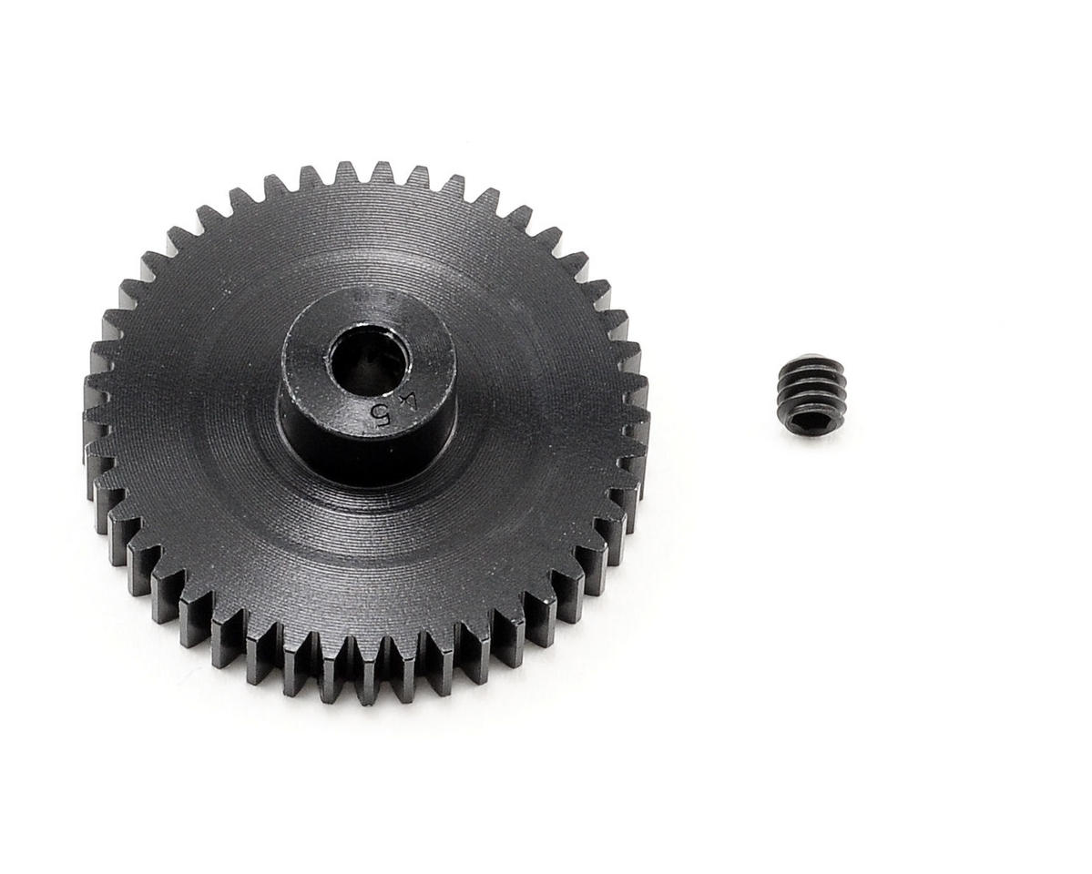 "Robinson Racing ""Aluminum Pro"" 48P Pinion Gear (3.17mm Bore) (45T)"