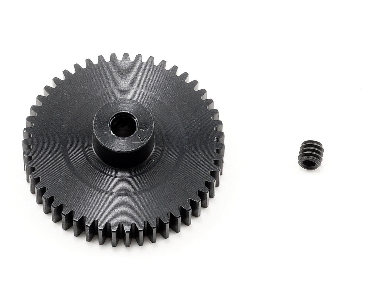"Robinson Racing ""Aluminum Pro"" 48P Pinion Gear (3.17mm Bore) (47T)"