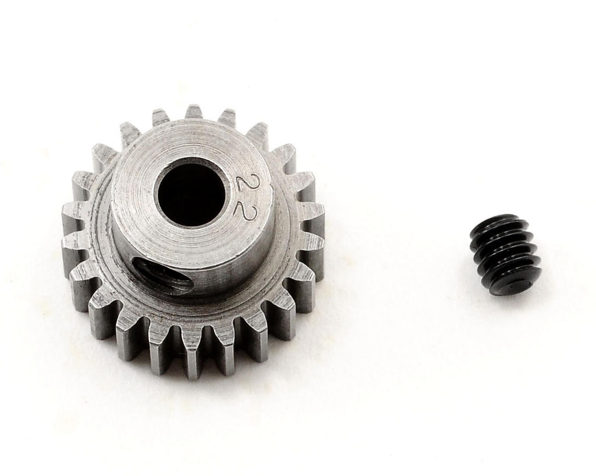 "Robinson Racing Super Hard ""Absolute"" 48P Steel Pinion Gear (22T)"