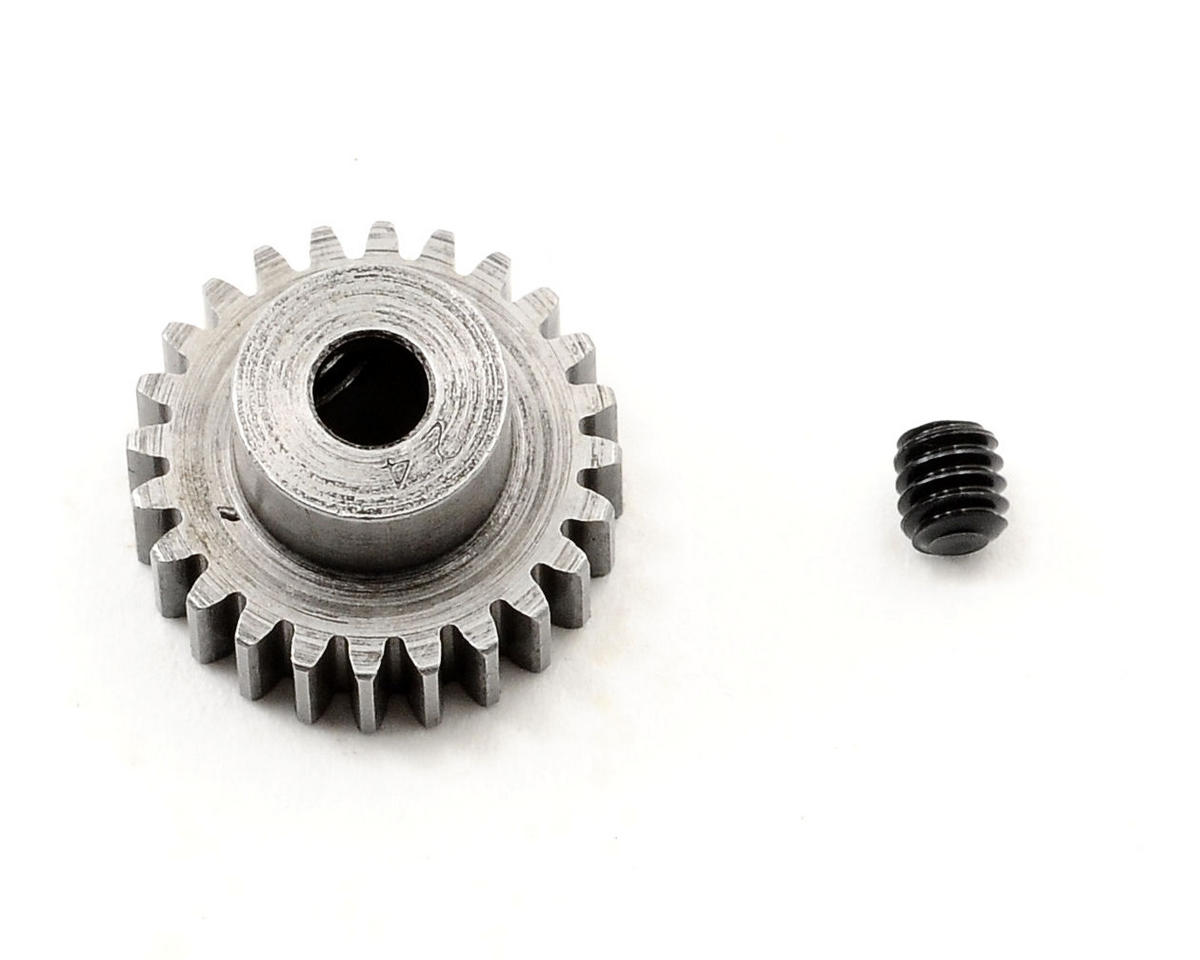 "Robinson Racing Super Hard ""Absolute"" 48P Steel Pinion Gear (24T)"