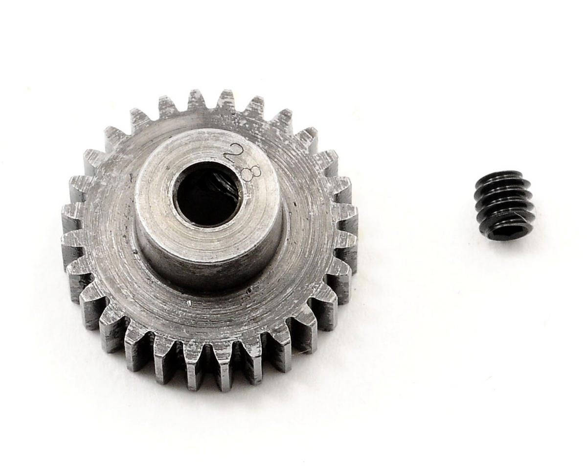 "Robinson Racing Super Hard ""Absolute"" 48P Steel Pinion Gear (28T)"