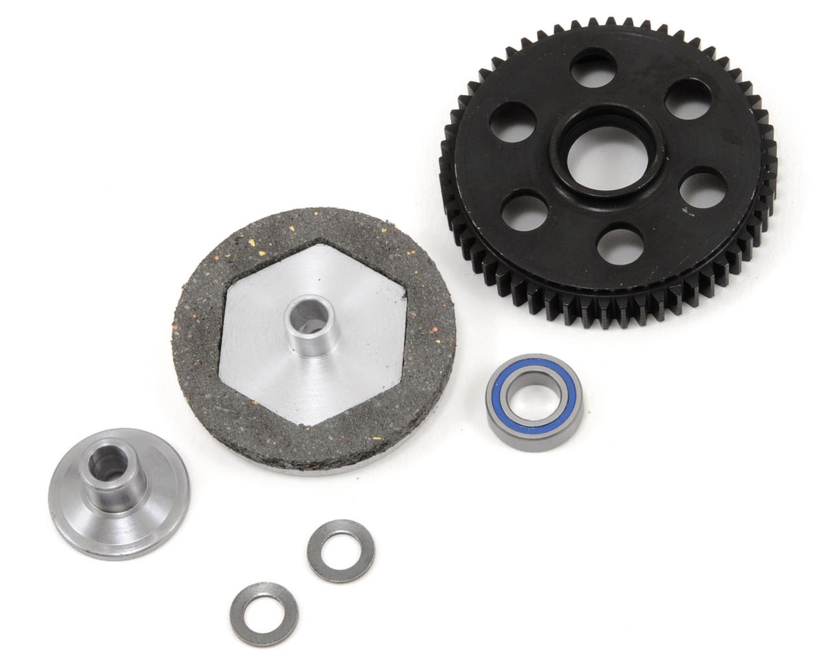 Robinson Racing Axial Yeti Gen 3 Slipper Unit w/Blackened Steel Spur Gear (56T)