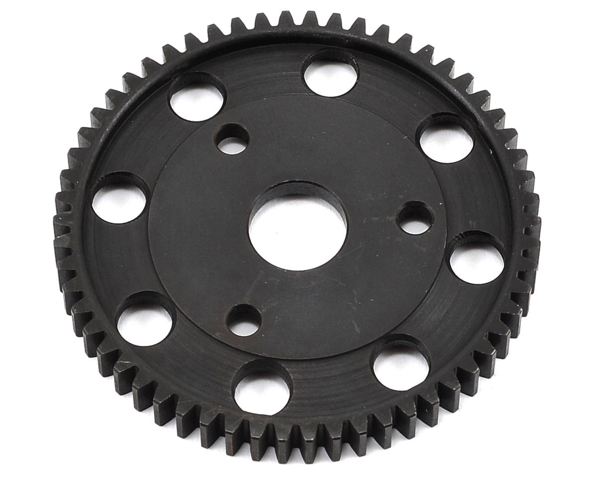 32P Blackened Steel Spur Gear (58T) by Robinson Racing