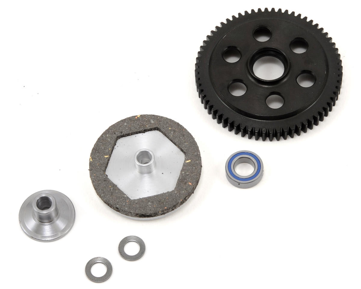 Robinson Racing Axial Yeti Gen 3 Slipper Unit w/Blackened Steel Spur Gear (64T)