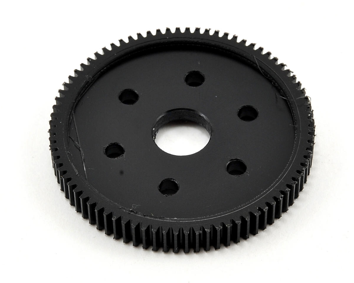 Axial Wraith SuperTuff 48P Plastic Spur Gear (80T) by Robinson Racing