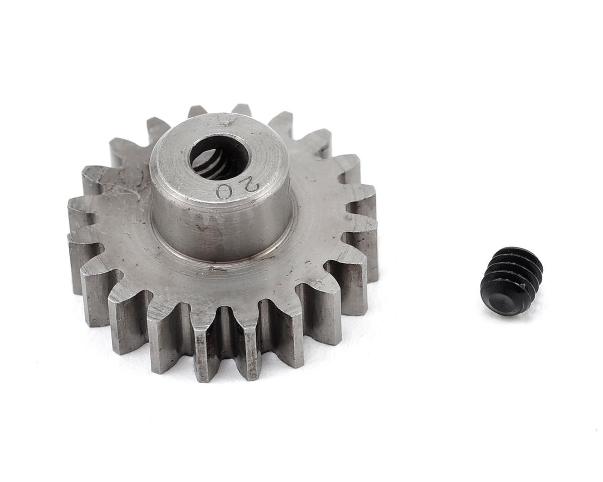 Robinson Racing Absolute 32P Hardened Pinion Gear (20T)
