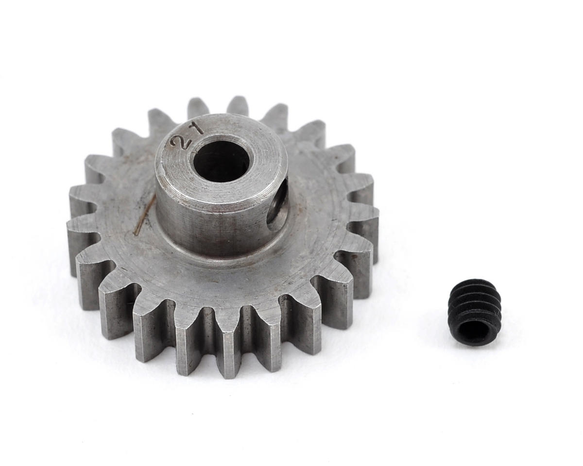 Robinson Racing Absolute 32P Hardened Pinion Gear (21T)