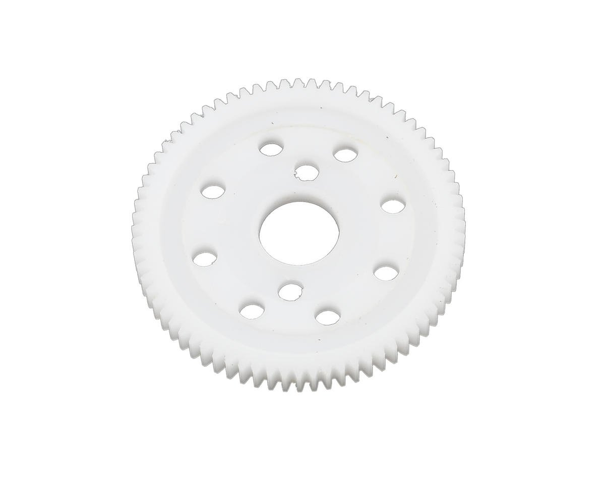 48P Super Machined Spur Gear (72T) by Robinson Racing