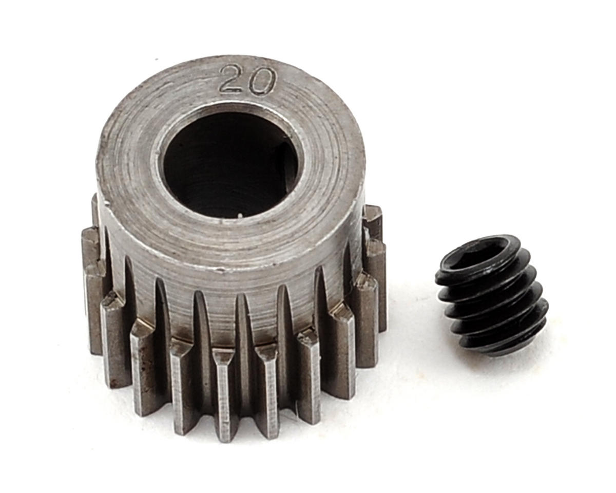 Robinson Racing 48P Machined Pinion Gear (5mm Bore) (20T)