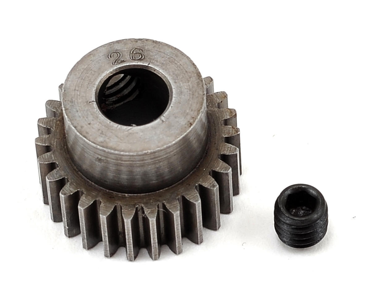 Robinson Racing 48P Machined Pinion Gear (5mm Bore) (26T)