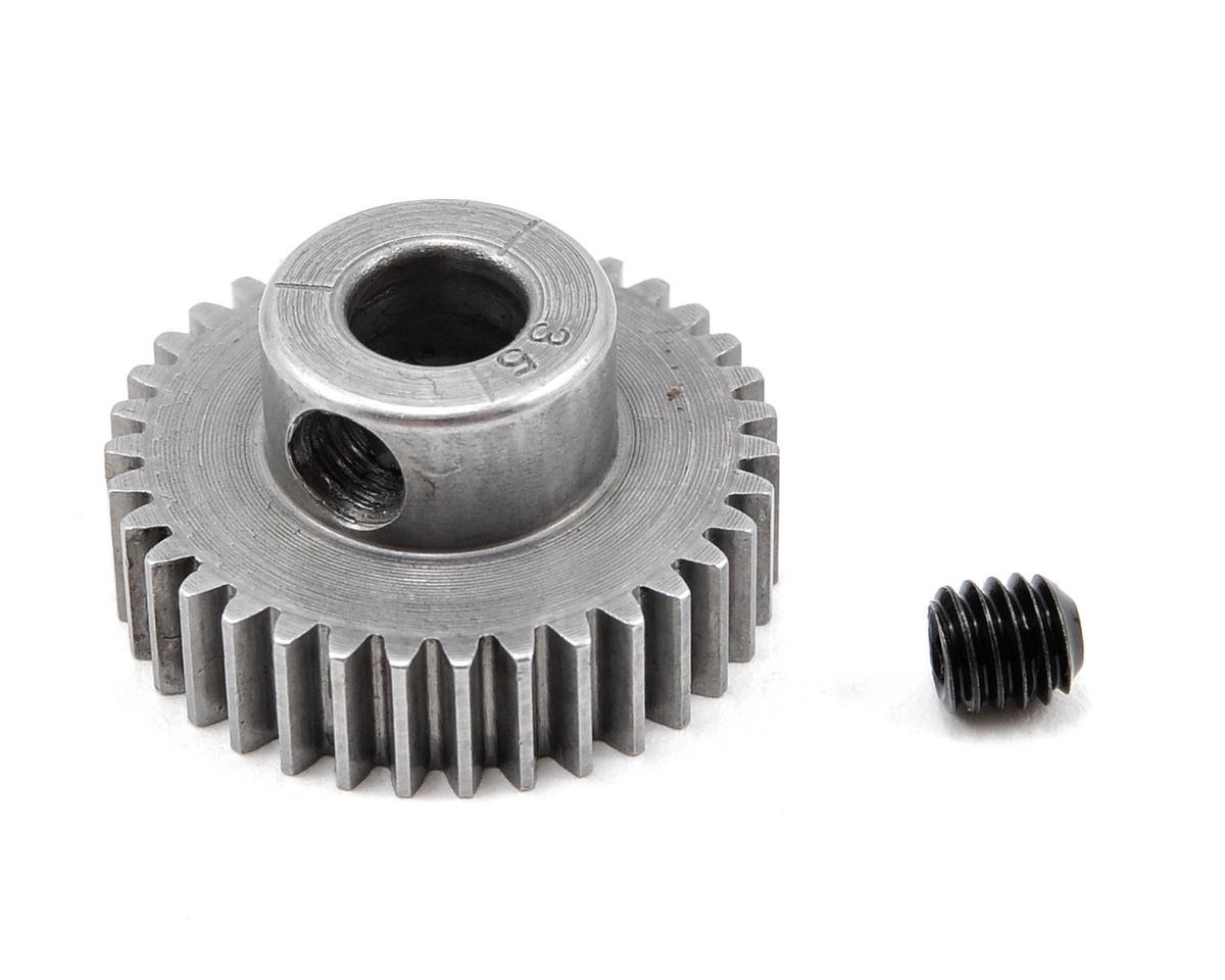 Robinson Racing 48P Machined Pinion Gear (5mm Bore) (35T)