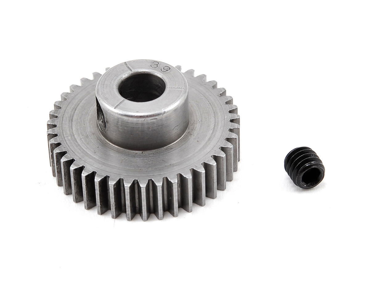 Robinson Racing 48P Machined Pinion Gear (5mm Bore) (39T)