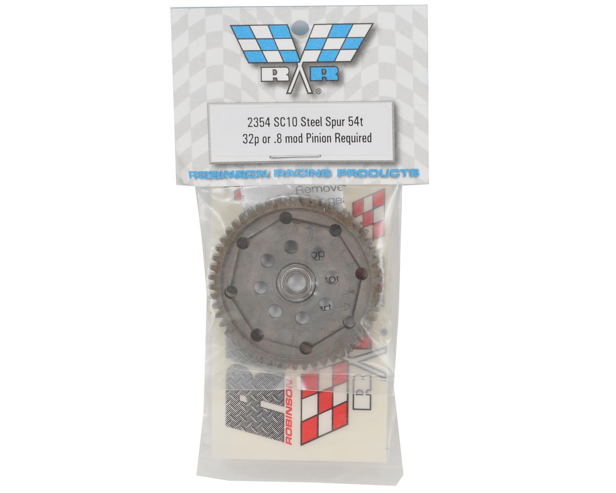 Robinson Racing 32P Hardened Steel Spur Gear (SC10) (54T)