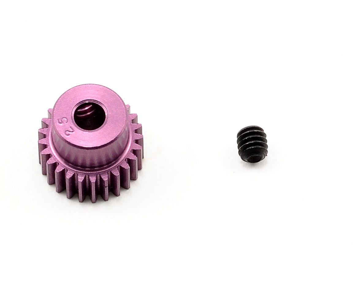 Robinson Racing 64P SuperLite Purple Pinion Gear (25T)
