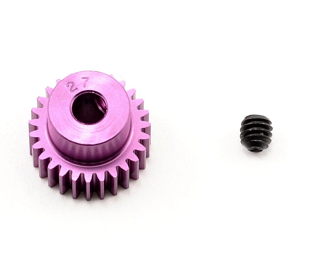 Robinson Racing 64P SuperLite Purple Pinion Gear (27T)