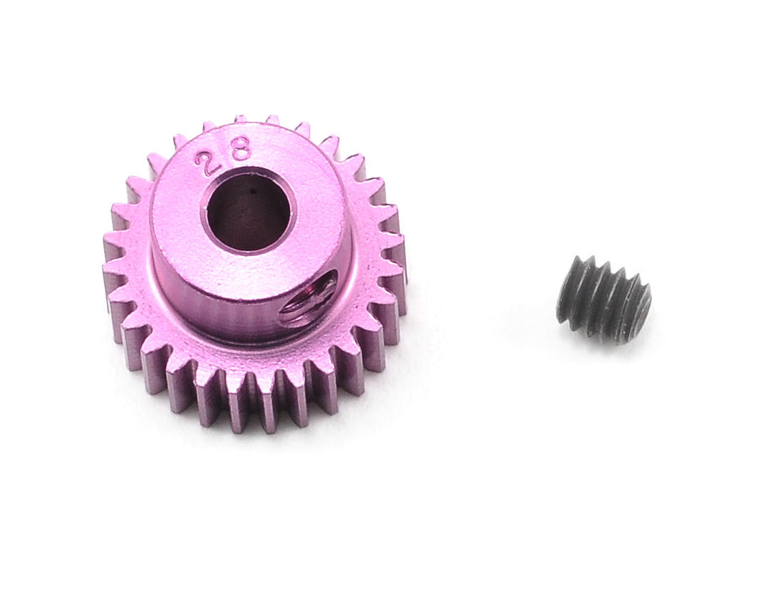 Robinson Racing 64P SuperLite Purple Pinion Gear
