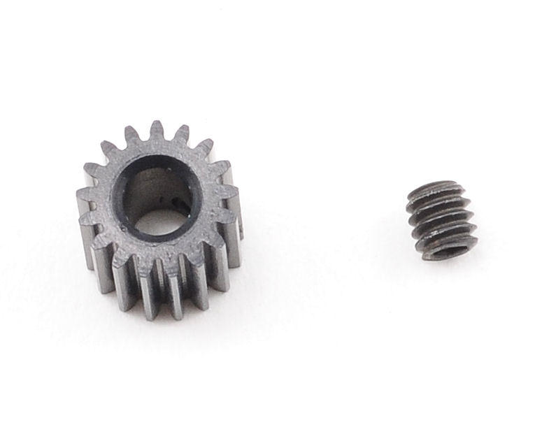 """Aluminum Pro"" 64P Pinion Gear (17T) by Robinson Racing"