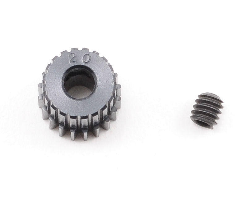 """""""Aluminum Pro"""" 64P Pinion Gear (20T) by Robinson Racing"""