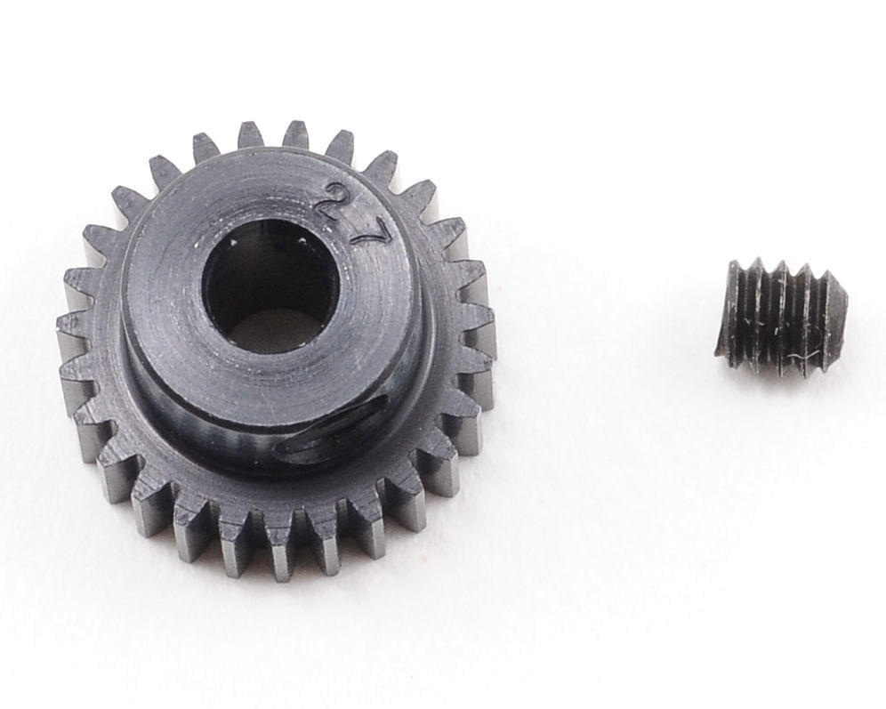 """Aluminum Pro"" 64P Pinion Gear (27T) by Robinson Racing"
