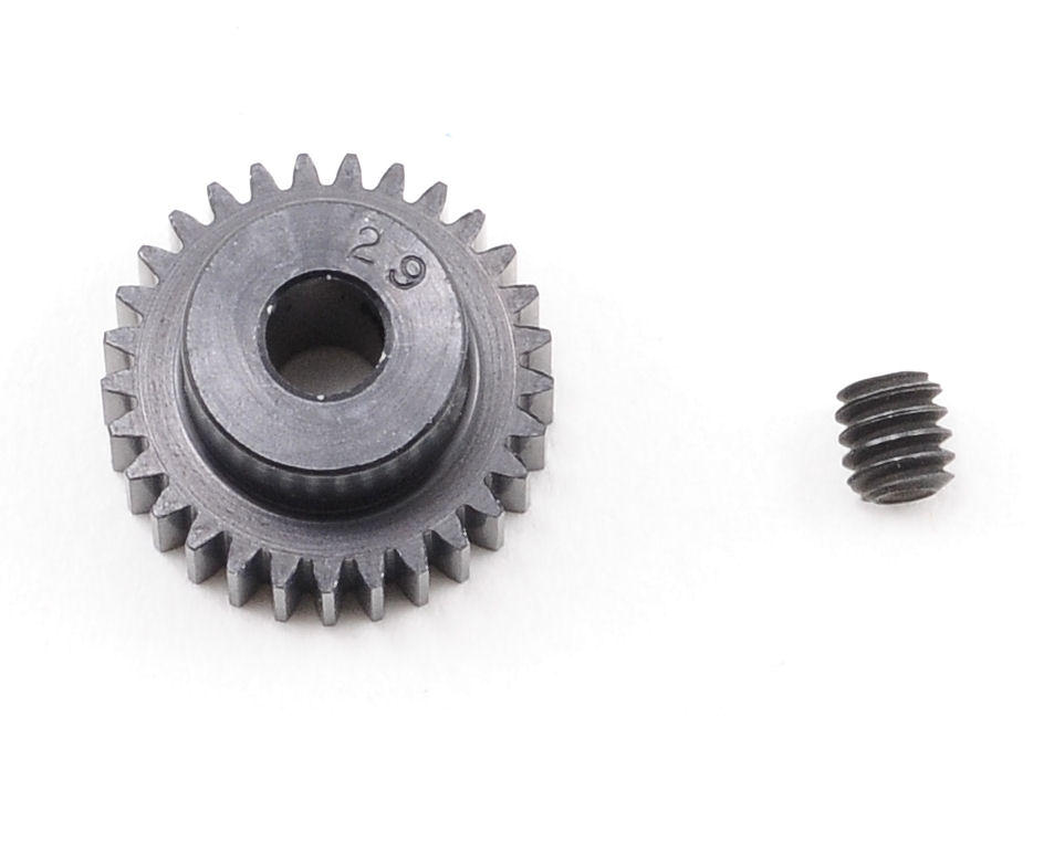 """Aluminum Pro"" 64P Pinion Gear (29T) by Robinson Racing"
